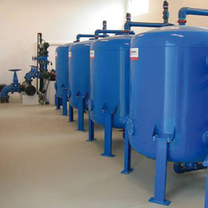 Integrated water supply