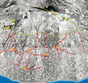 Perímetro de ordenamento agrário de Feteira / Castelo Branco