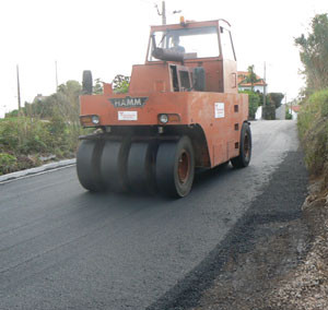 Rehabilitation of the road network of Horta – Block II