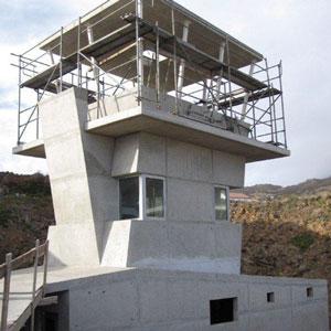 Torre de Controle para o Aeródromo da Ilha do Corvo