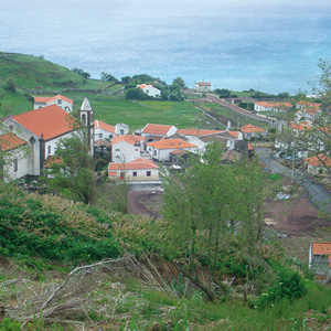 Requalification of Fajãzinha Parish, Lajes das Flores, Flores Island, Azores