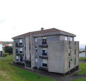 Sea School of the Azores – Rehabilitation of Residential Buildings