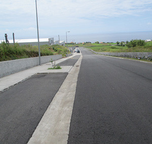 Road and water network rehabilitation – Horta (Azores)