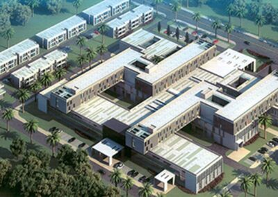 Malabo hospital with 300 beds