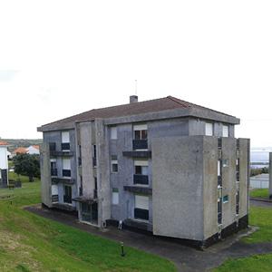 Escola do Mar dos Açores – Reabilitação dos Edifícios Residenciais