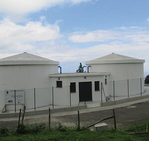 Reforço do abastecimento de água no concelho da Horta